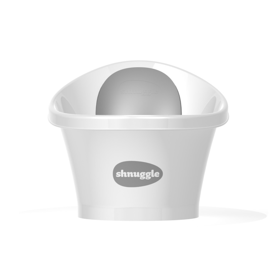 Baby cribs ireland -  Shnuggle Baby Bath With Foam Backrest