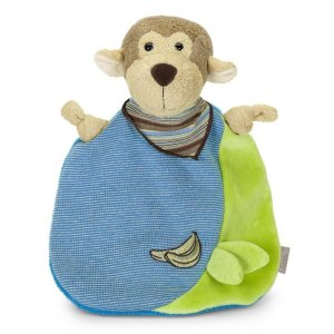 Anton The Monkey Medium Comforter