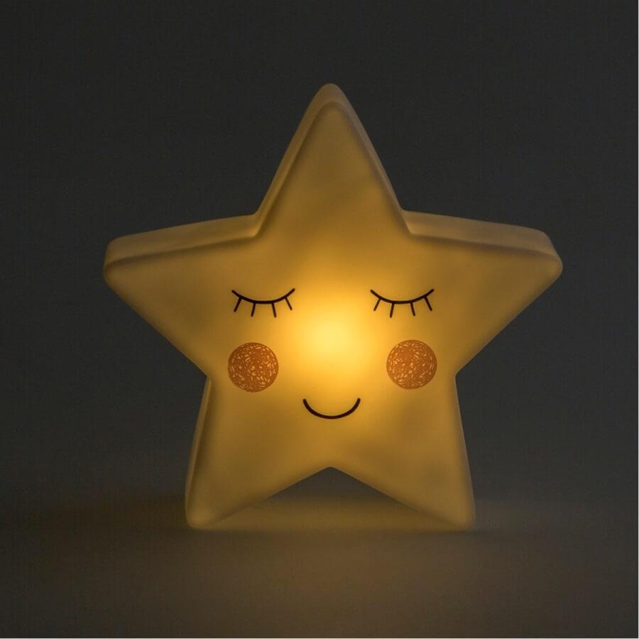 Sweet dreams star night light