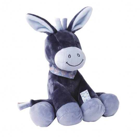 Cuddly Alex the donkey