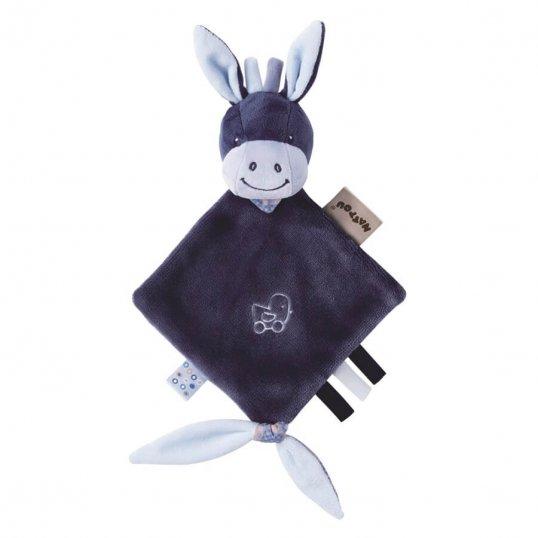 Mini doudou Alex The Donkey