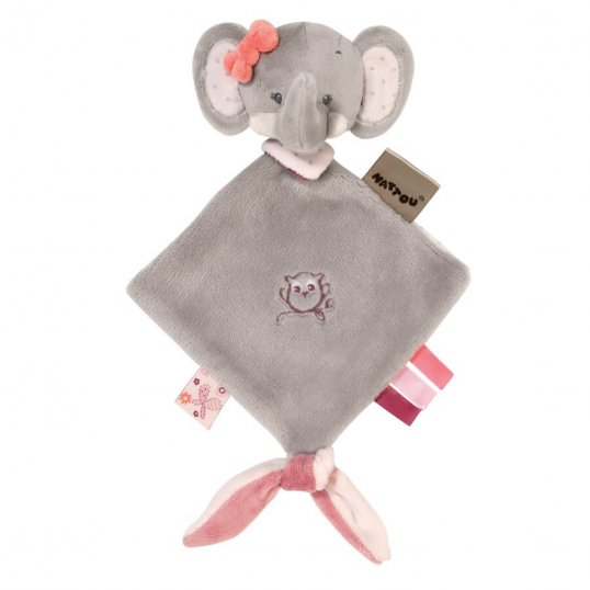 Mini Doudou Adele The Elephant