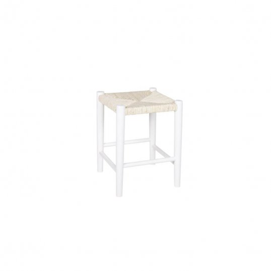 wooden square sugan stool