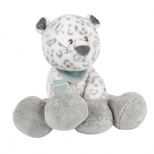 Cuddly Snow Leopard