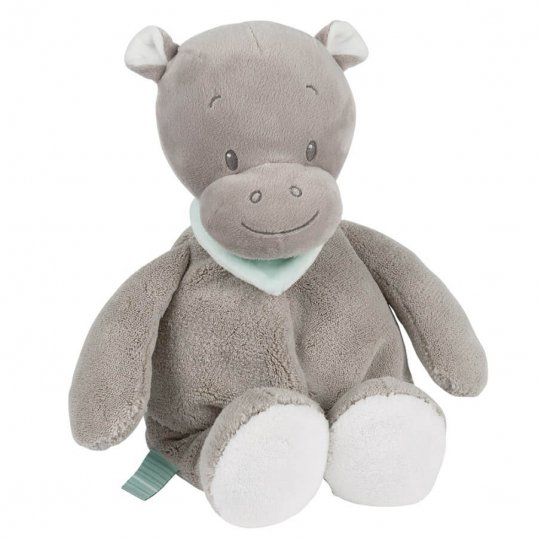 Cuddly Hippo