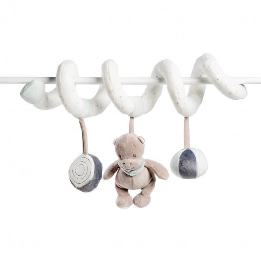 Loulou, Lea & Hippolyte Spiral Toy