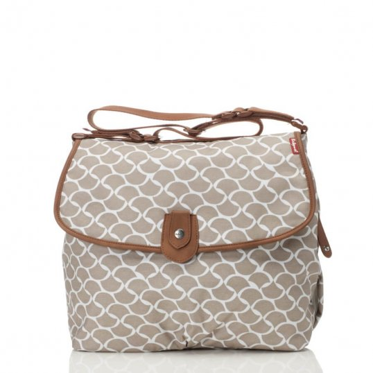 Babymel Satchel Wave Fawn