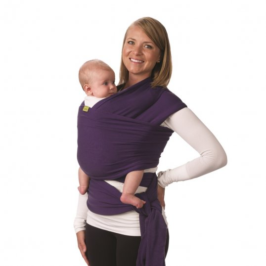 Boba Baby Wrap Purple