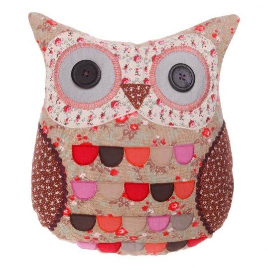 FLORENCE OWL CUSHION