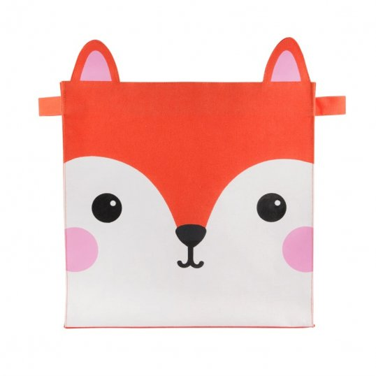 FOX STORAGE BASKET