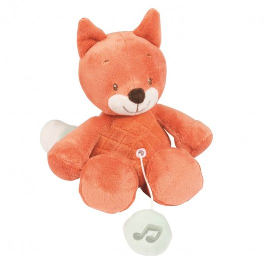Mini musical Oscar the fox