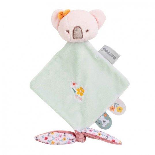 Mini doudou Iris the koala