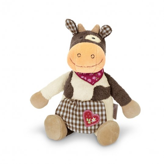 Moo cow soft toy
