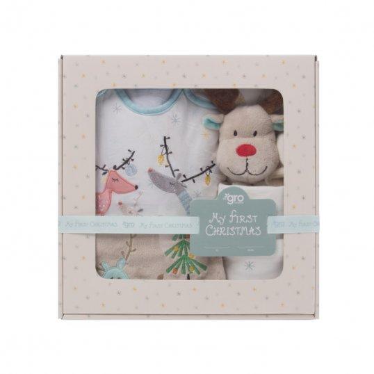 Grobag My First Christmas Gift Box (Set A)