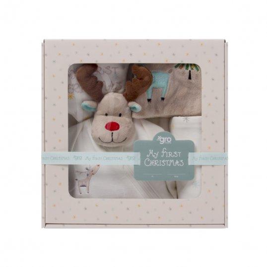 Swaddling My First Christmas Swaddling Gift Box – (Set B)