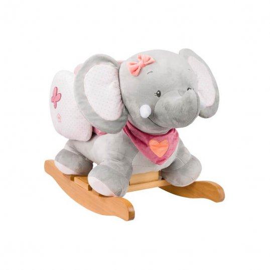 Nattou – Adele the Elephant Rocker