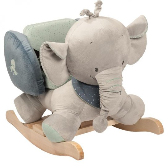 Nattou Rocker Jack The Elephant
