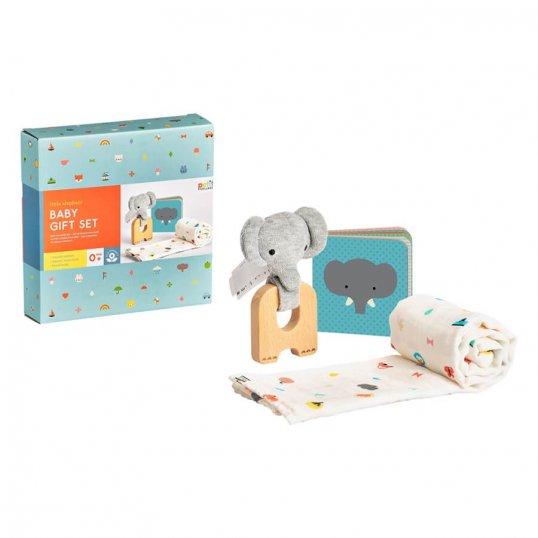 Little Elephant Baby Gift Set