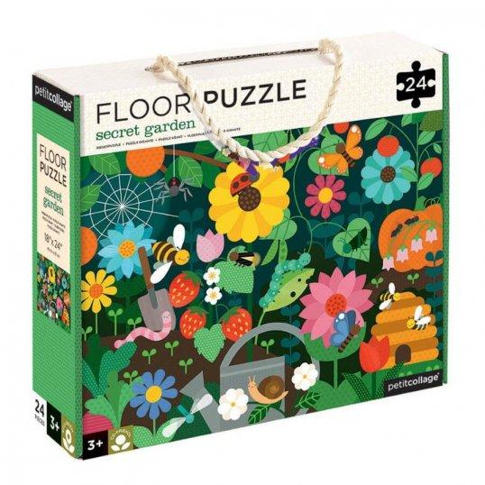 Secret Garden Floor Puzzle