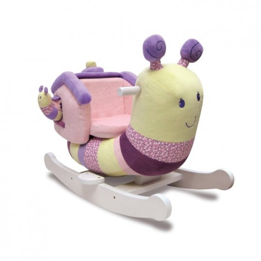 Softly Snail Infant Rocker_Cribs.ie