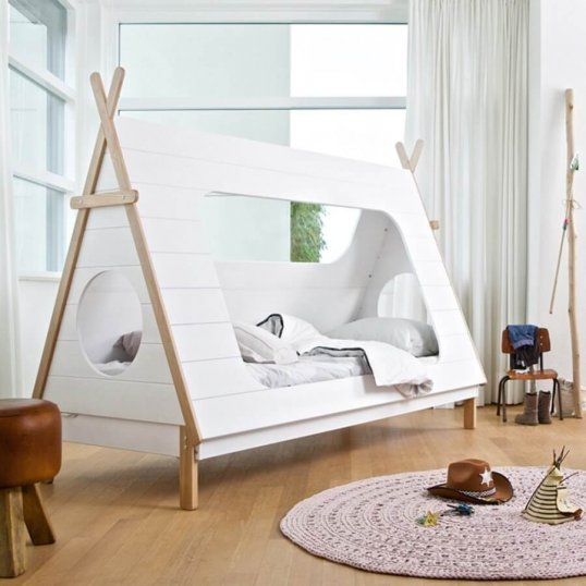 Tipi Cabin Bed