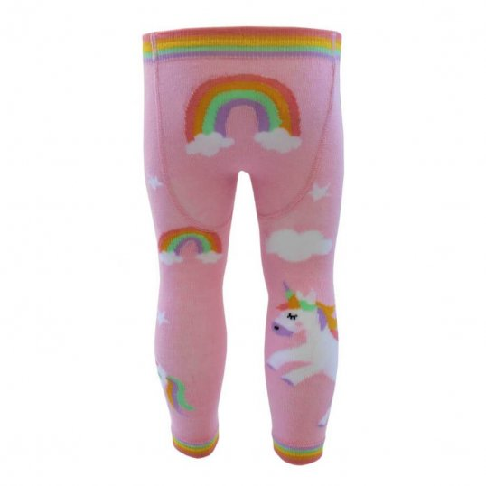 UNICORN MOTIF LEGGINGS