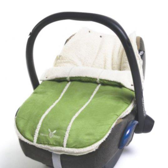 Wallaboo Toddler Footmuff Lime_Cribs.ie (2)